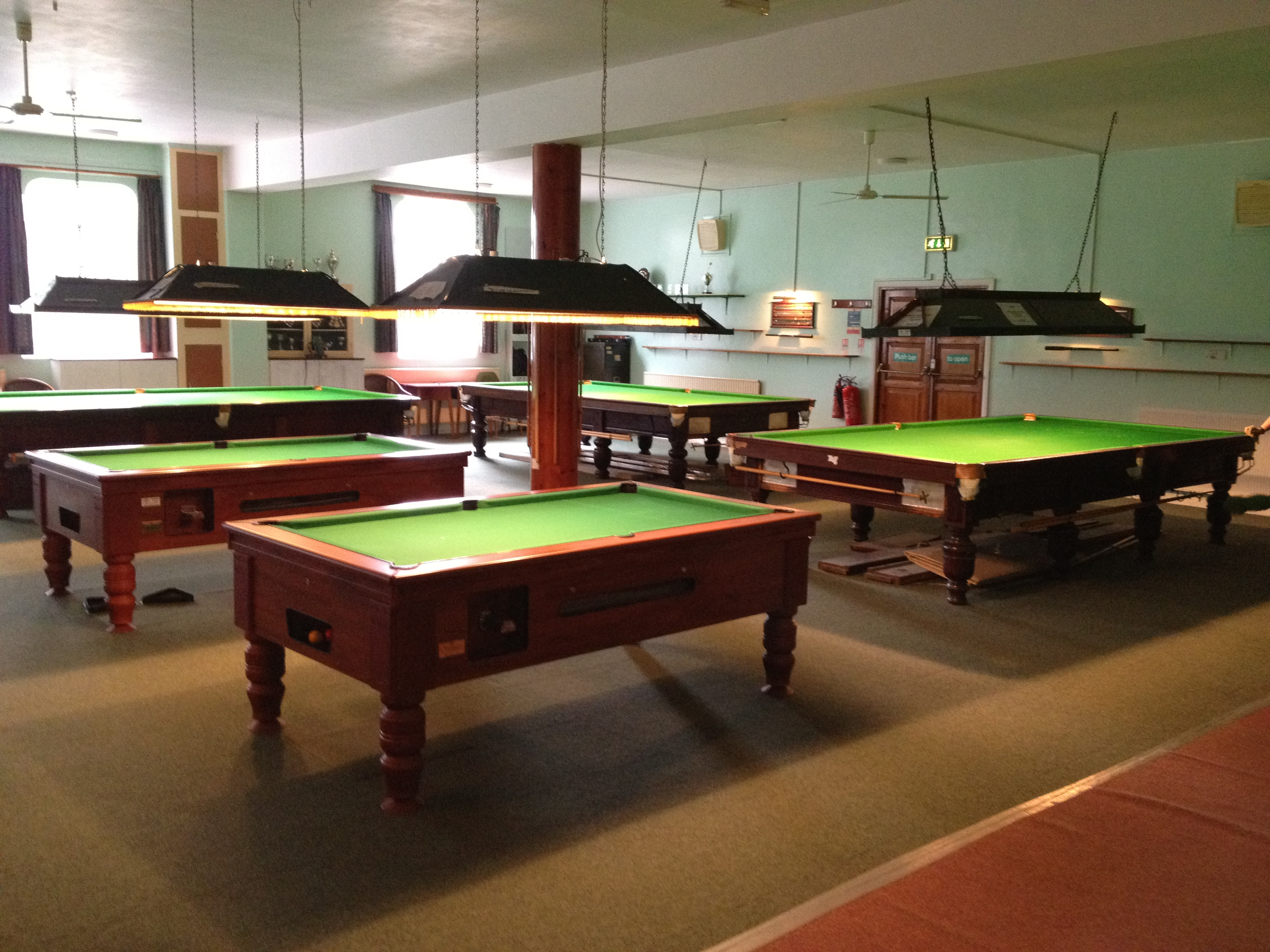 Hainsworths Pool Table Recovering Online Offer Drinkwaters - Billiards table online