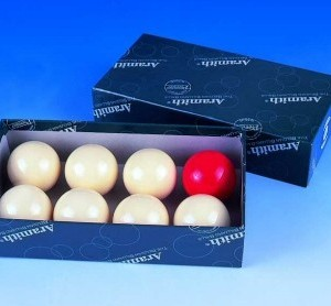 Aramith Bar Billiard Ball Set