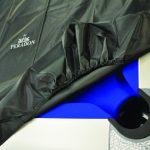 Peradon Fitted Black Dust Cover