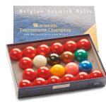 Tournament Champion Snooker Balls