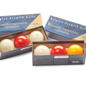 Tournament Champion Billiard  Balls