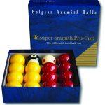 Super Aramith Pro-Cup Pool Balls