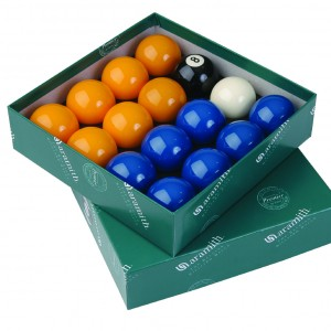 Aramith Blues & Yellows Pool Balls