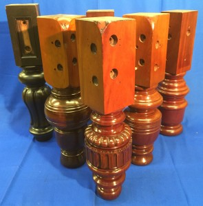 Pre-Owned Snooker Table Legs