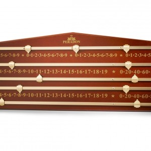 Standard Mahogany Marking Board