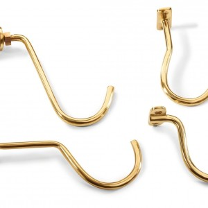 Brass Rest Hooks
