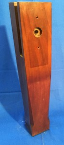 Mahogany Square Leg Snooker